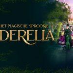 Cinderella en haar prins schitteren in videoclip van  'Hopen, bidden, dromen' uit familiespektakel 'Cinderella