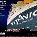 ROM-KOOR Speelt TITANIC DE MUSICAL