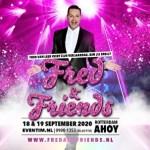 Fred van Leer verplaatst verjaardagsfeest in Rotterdam Ahoy naar september 2021