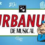Jonas Van Thielen wordt 'Urbanus' in de musical.