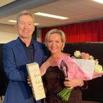 Mariska van Kolck ontvangt 'De Graaf & Cornelissen Wisseltrofee' 2020 en scoort rol in TITANIC