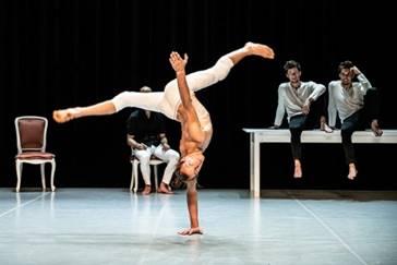 Vlaamse circuschoreograaf Alexander Vantournhout te zien tijdens Cirque Mania #9