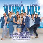 De hitmusical 'MAMMA MIA!' verkocht al 60.000 tickets en werd goedgekeurd door Bekend Vlaanderen!