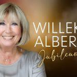 Willeke Alberti met jubileumtournee het land in