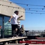 ISH Dance Collective verzorgt dansduet voor 5 mei-uitzending