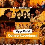 De Ziggo Dome brengt de mooiste concerten naar de Nederlandse woonkamers