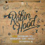 Na het verrassende 'Sneeuwwitje' presenteert Deep Bridge 'Robin Hood & ik'.