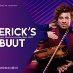 Diederick Ensink creëert coronaproof live orkest in theatershow