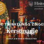 Historalia zoekt zangtalent voor eerste Kerstmagie-album