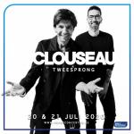 House of Entertainment pakt zwaar uit in Studio 100 Pop-Up Theater en voegt Clouseau, Hooverphonic en Snelle toe aan line-up van pop-up concerten