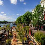 Carré opent groot zomers terras op de Amstel