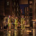 Basta! LAATSTE THEATERTOURNEE Muzikaal Cabaret Enge Buren – tot en met 13 december te zien. daarna Basta!