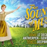 The Sound of Music start op 17 december in Stadsschouwburg Antwerpen.