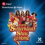 Studio 100 brengt gratis digitale versie van De Grote Sinterklaasshow!
