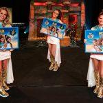 K3 lanceert gloednieuw album Dans van de Farao!