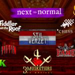 Musicalartiesten sluiten gezamenlijk het jaar af met De Avond van de Nederlandse Musical