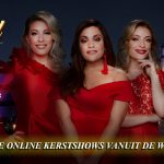 Streaming kerstconcerten OG3NE in Winter Efteling gaan door