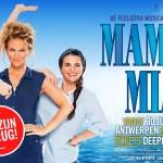 Hitmusical 'MAMMA MIA!' hervat deze zomer in Antwerpen en Hasselt.