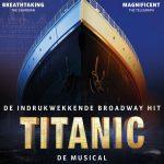 Titanic vaart opnieuw uit