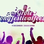 Cornald Maas en Edsilia Rombley presenteren Het Grote Songfestivalfeest in Ziggo Dome