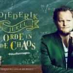 Diederik Jekel schept Orde in de Chaos tijdens theatertour!