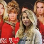 'De moordvrouw in Sarah Chronis'