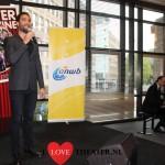 Video : Optreden Freek Bartels tijdens de presentatie van het ANWB theater magazine