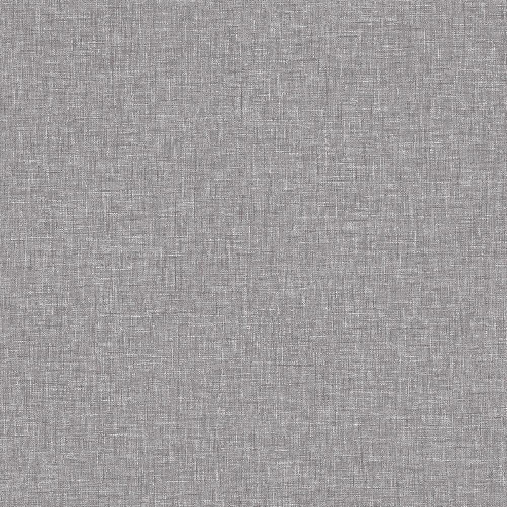 I Love Wallpaper Linen Texture Fabric Effect Wallpaper