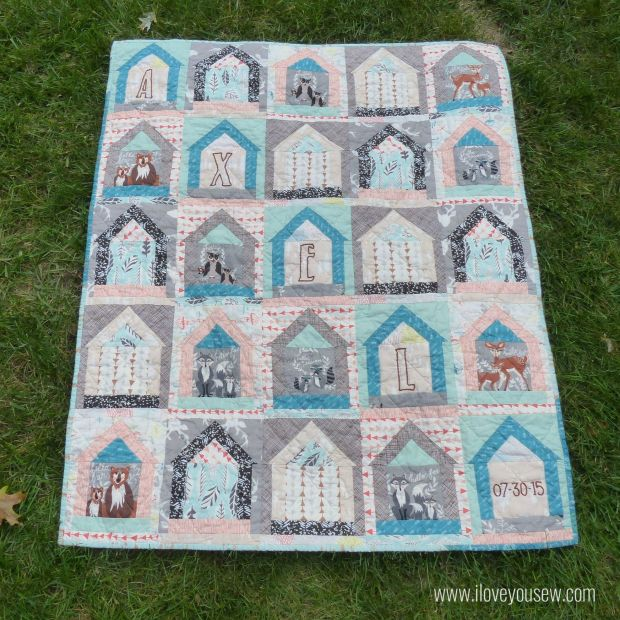 DwellingQuilted