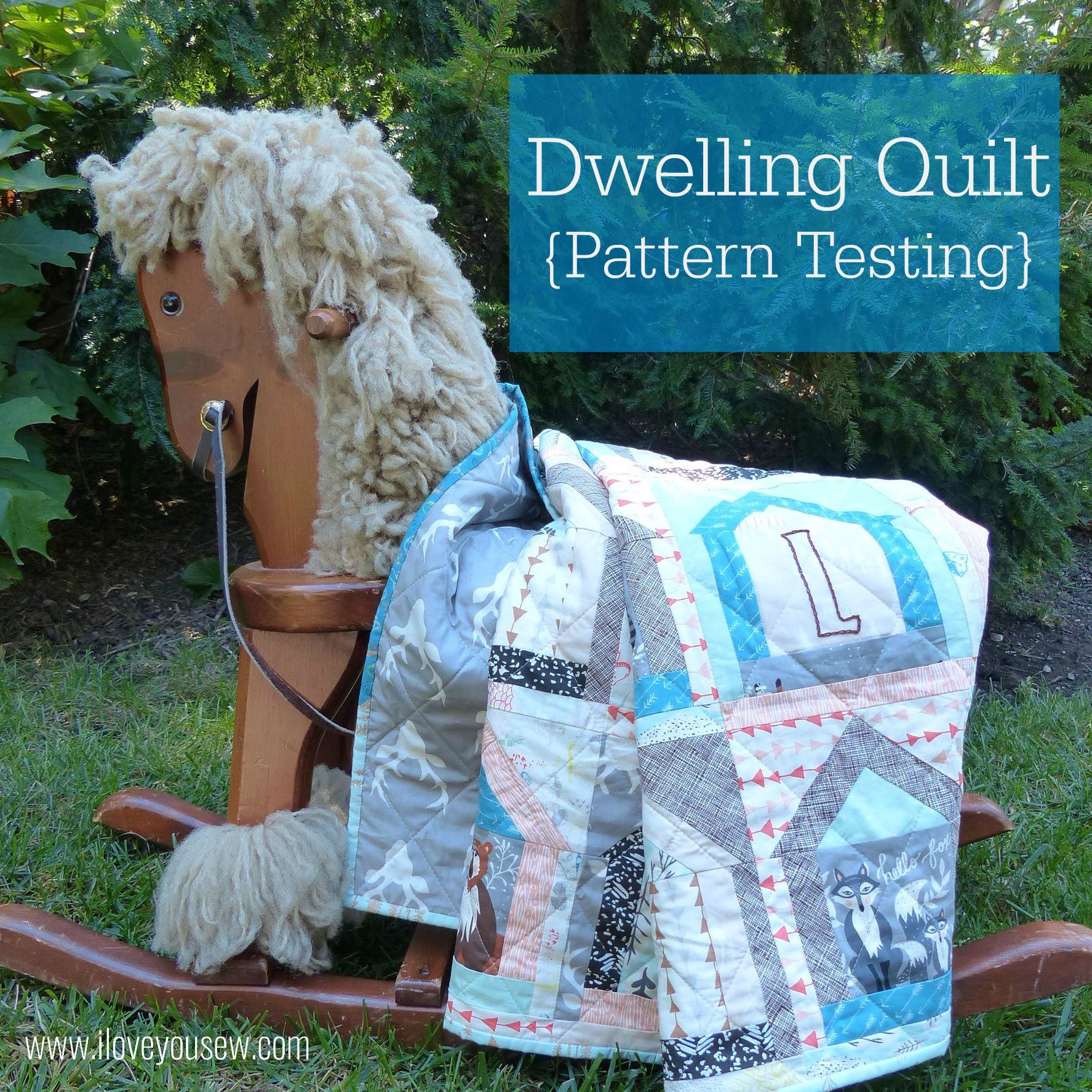 Dwelling  Quilt
