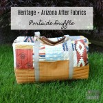 Heritage and Arizona After Fabrics :: Portside Duffle