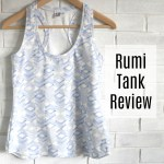 Rumi Tank Review