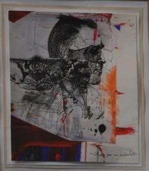 studio-per-un-autoritratto-giuseppe-zigaina-1995