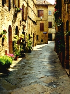 Panoramic Wallpaper Fall Italy Gt Tuscany Gt Pienza Travel Guide Pienza Tourist
