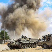 Libia: la guerra imperialista continua