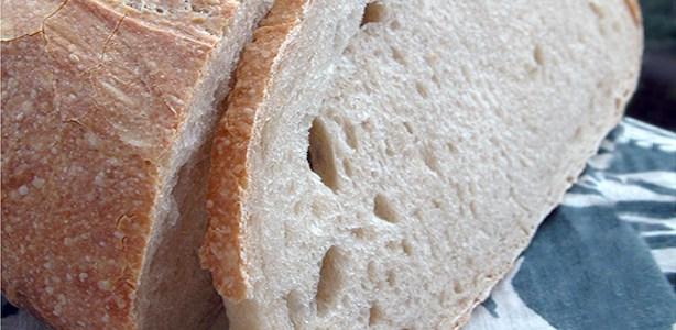 Il pane con la bianca :-)