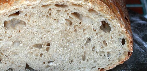 Pane con farine antiche