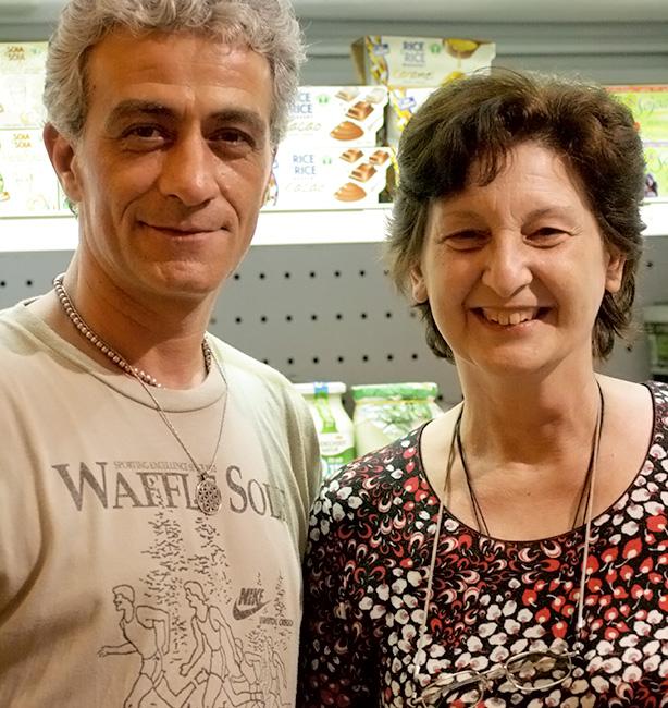Francesco e Andreina