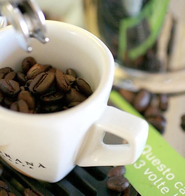 organic italian coffee