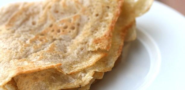 Crêpes di pasta madre