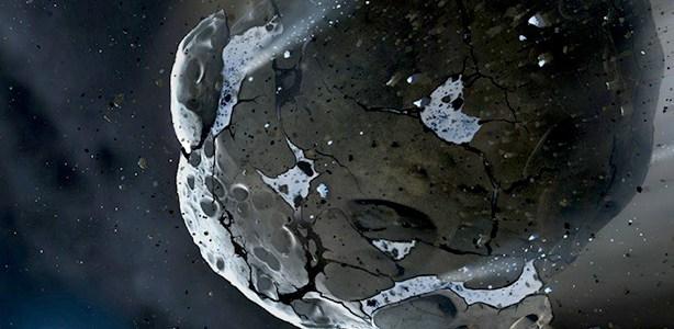La merendina e l'asteroide della pubblicità