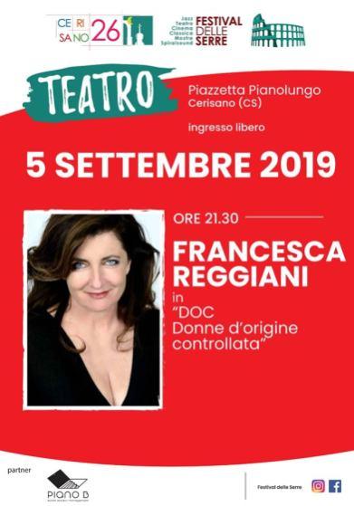 Francesca Reggiani Cerisano