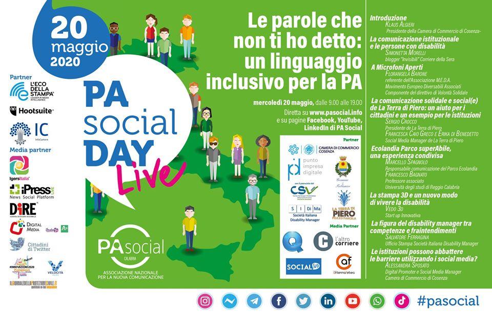 PA Social Day