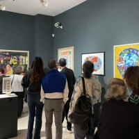 Inaugurata a Rende negli spazi espositivi del Museo del Presente la collettiva d'arte 'Geni Comuni'
