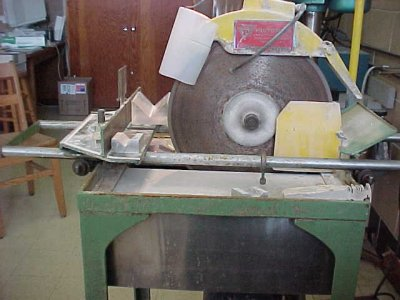 Abrasive Cutoff Saws Are Advantageous For Cutting