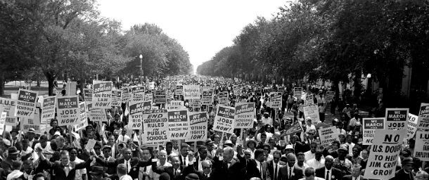 La Marcia Su Washington Il Post