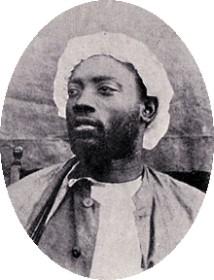 L'unica foto che ritrae il Kabaka Mwanga II