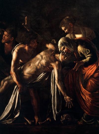 Wake up dead man ((Caravaggio)