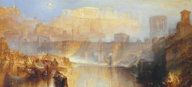 I quadri di William Turner a Londra  Il Post