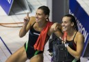 Tania Cagnotto, Francesca Dallape